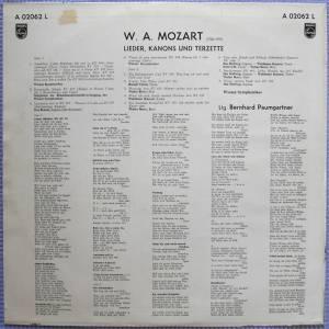 Wolfgang Amadeus Mozart: Der Schalkhafte Mozart / Männer