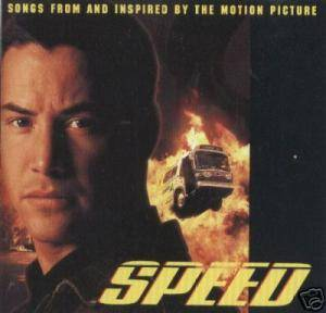 Speed - Songs From And Inspired By The Motion Picture - Cover