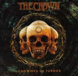 The Crown: Crowned In Terror - Cover