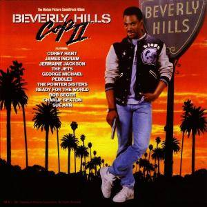Cover - Sue Ann: Beverly Hills Cop II - The Motion Picture Soundtrack Album