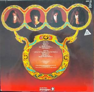 Thin Lizzy: Johnny The Fox (LP) - Bild 2