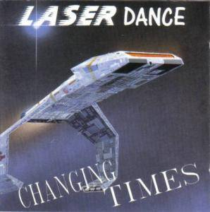 Cover - Laserdance: Changing Times