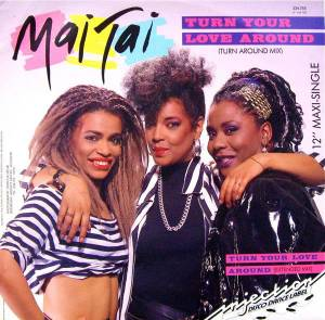 Cover - Mai Tai: Turn Your Love Around
