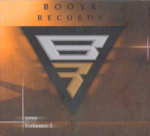 Cover - Pappa Bear: Booya Records 1999 Volume 1