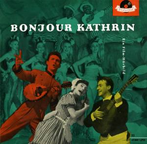 Cover - Argentinos, Die: Bonjour Kathrin