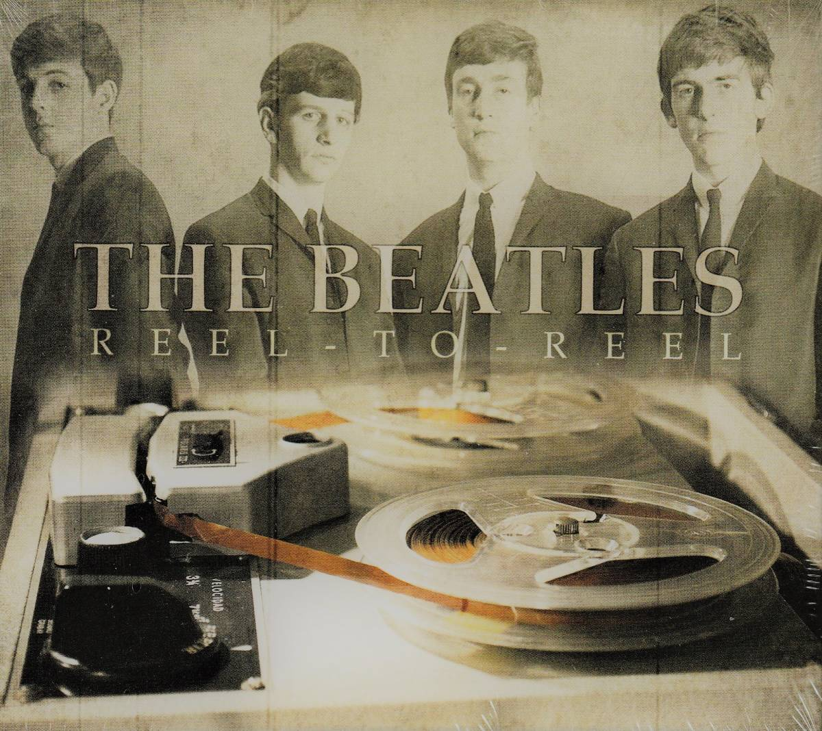 The Beatles: Tony Sheridan & The Beat Brothers: Reel To Reel