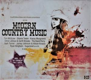 Cover - Jamie O'Neal: Modern Country Music