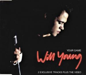 Cover - Will Young: Your Game