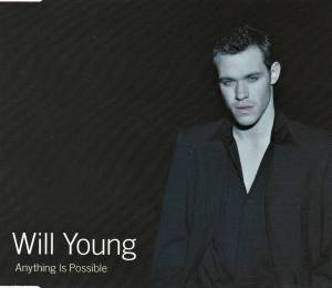 Cover - Will Young: Anything Is Possible