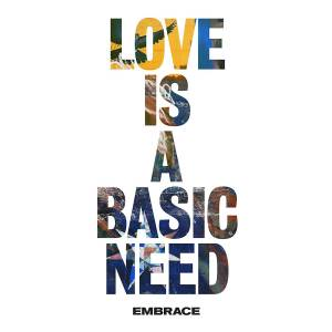 Cover - Embrace: Love Is A Basic Need
