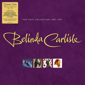 Cover - Belinda Carlisle: Vinyl Collection 1987-1993, The