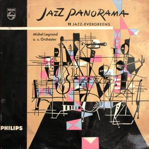 Cover - Michel Legrand Und Sein Orchester: Jazz Panorama