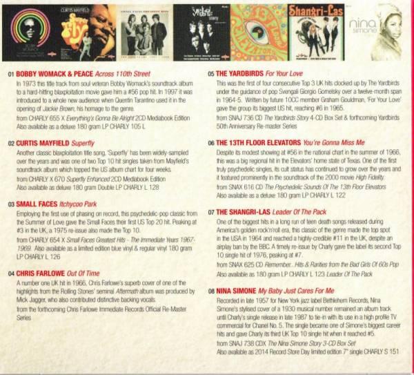 Charly 40 Years - Volume One: Classic Hits - CD (2015