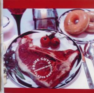 Phantom Blue: Prime Cuts And Glazed Donuts - Cover