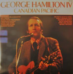 Cover - George Hamilton IV: Canadian Pacific