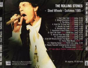 The Rolling Stones: Steel Wheels (CD) - Bild 3