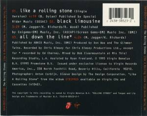The Rolling Stones: Like A Rolling Stone (Single-CD) - Bild 4