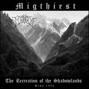 Cover - Mightiest: Recreation Of The Shadowlands / Depressive Silence, The