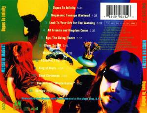 Monster Magnet: Dopes To Infinity (CD) - Bild 3