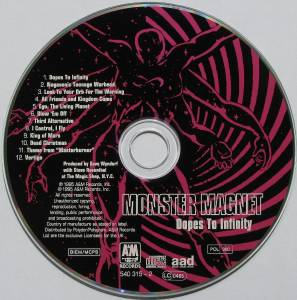 Monster Magnet: Dopes To Infinity (CD) - Bild 4