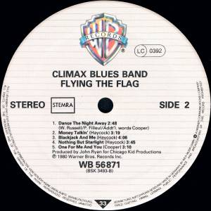 Climax Blues Band: Flying The Flag (LP) - Bild 4
