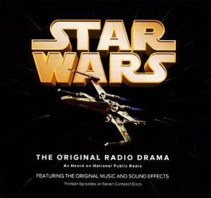 Cover - Star Wars: George Lucas's Star Wars - The Original Radio Drama
