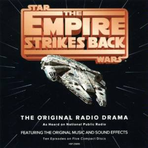 Cover - Star Wars: George Lucas's Star Wars: The Empire Strikes Back - The Original Radio Drama