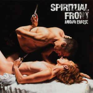 Cover - Spiritual Front: Amour Braque