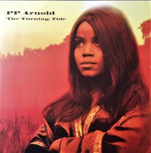 Cover - P.P. Arnold: Turning Tide, The