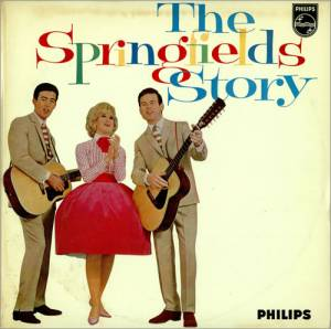 Cover - Springfields, The: Springfields Story,The