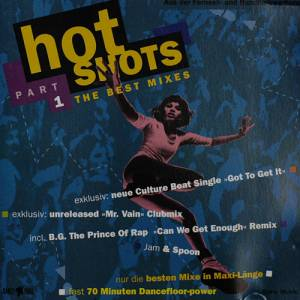 Cover - Flame: Hot Shots Part 1 - The Best Mixes