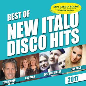 Cover - Latin Lover: Best Of New Italo Disco Hits 2017
