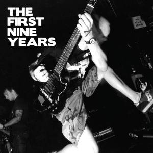 First Nine Years (1995-2004), The - Cover