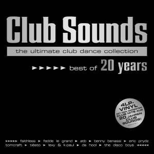 Cover - DJ Tiësto: Club Sounds - Best Of 20 Years