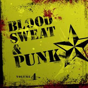 Cover - Born To Lose: Blood, Sweat & Punk: Volume 4
