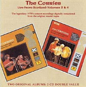 Cover - Corries, The: Live From Scotland Volumes 3 & 4