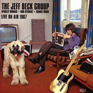 Cover - Jeff Beck Group: Live On Air 1967