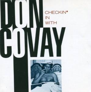 Cover - Don Covay: Checkin' In With