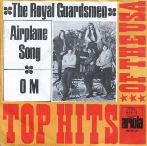 Cover - Royal Guardsmen, The: Airplane Song