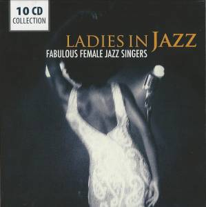 Cover - Jeri Southern: Ladies In Jazz