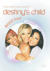 Cover - Kelly Rowland: World Tour