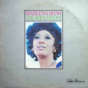 Cover - Marlena Shaw: Spice Of Life, The