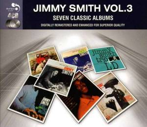 Cover - Jimmy Smith: Seven Classic Albums