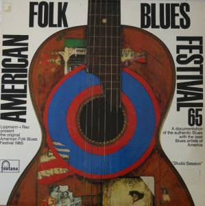 Cover - Doctor Ross: American Folk Blues Festival 65