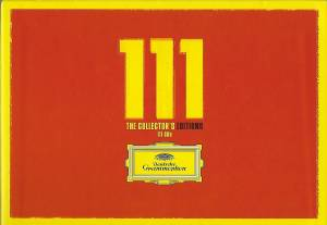 Cover - Federico Moreno Torroba: 111 - The Collector's Editions