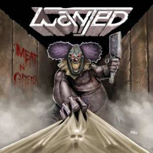 Cover - W.A.N.T.E.D.: Meat 'n Greed