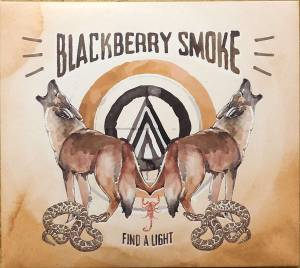 Cover - Blackberry Smoke: Find A Light