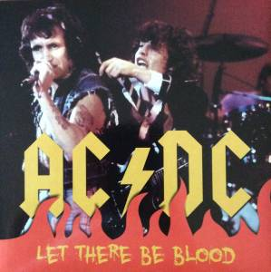 AC/DC: Let There Be Blood - Cover