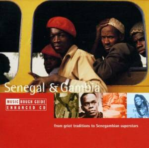 Cover - Malang Mané: Rough Guide To The Music Of Senegal & Gambia, The