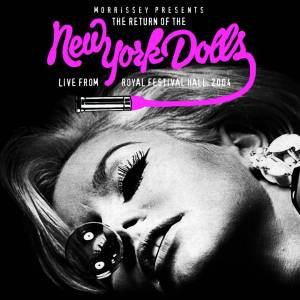 Cover - New York Dolls: Live From Royal Festival Hall, 2004